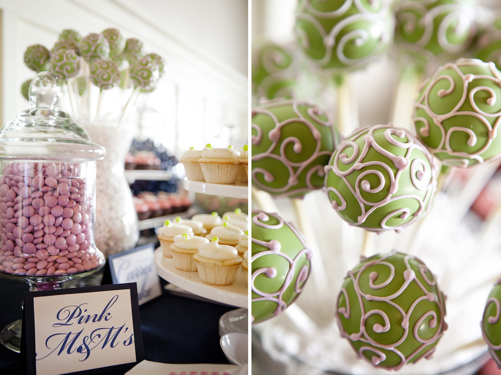 Wedding Cake Pops Leicestershire