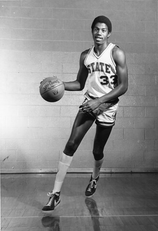 """Earvin """"Magic"""" Johnson 