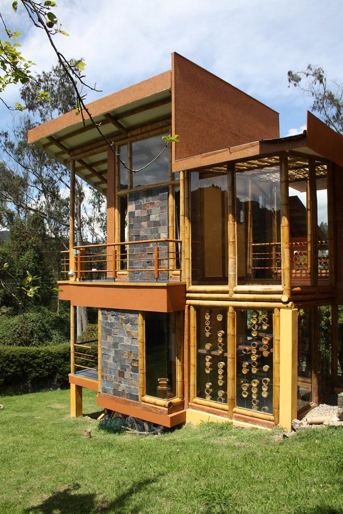 Arquitectura Y Materiales Naturales Dise 209 O Y