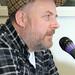 Presenter, writer, documentary maker and musician Peter Curran