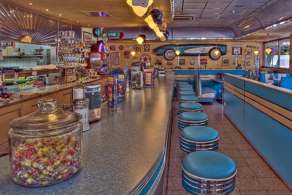 American dining