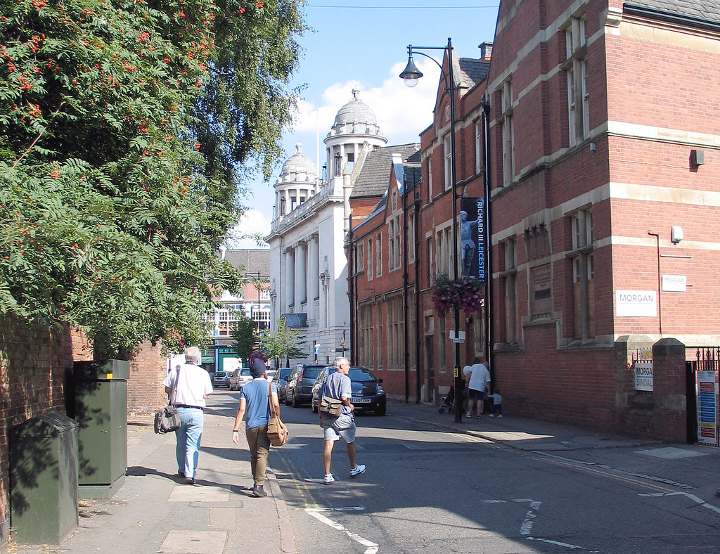 Leicester City Centre Hotels With Parking