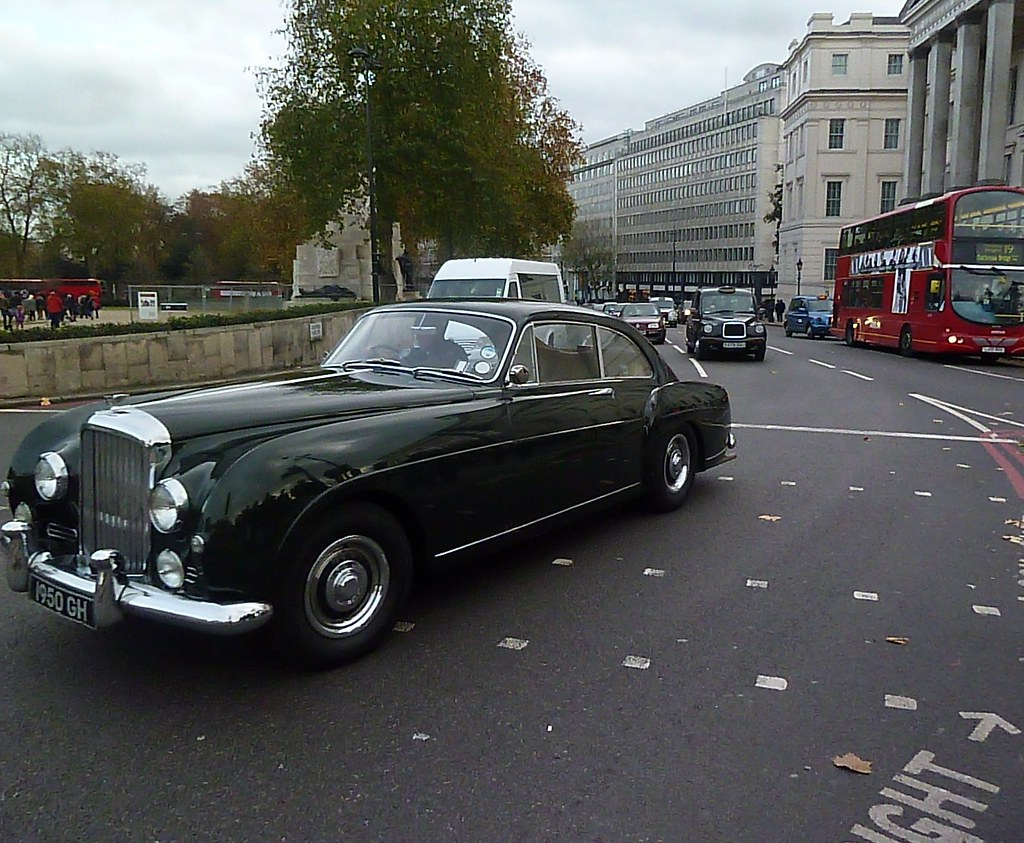 1956 Bentley S1 Continental Fastback Coupe Ben Flickr