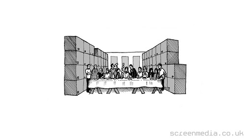 No. 103 - the last supper / lunch | by Screenmedia