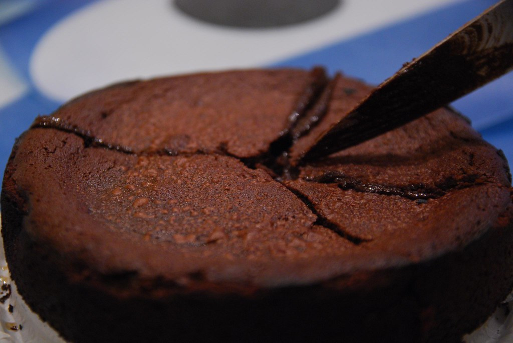 Delicious Magazine Chocolate Cake
