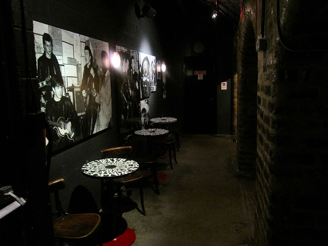The beatles 1961 cavern club celebrity