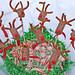 Candy Bar Reindeer-  Tutorial