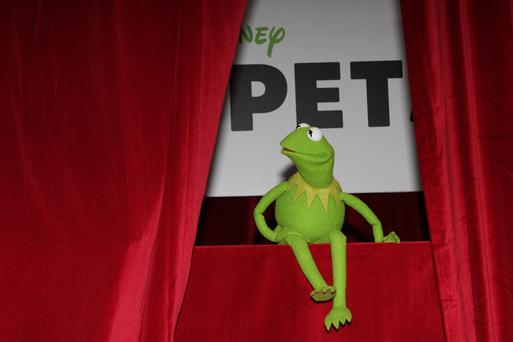 Kermit The Frog The Muppets Australian Premiere To Be