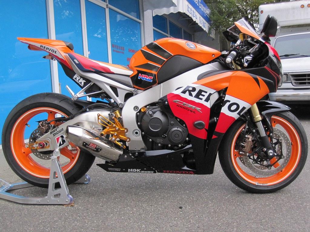 2009 Honda Cbr1000rr Repsol Motostarz 2009 Honda Cbr1000 Flickr