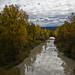 Río Gállego a su paso por el Hostal de Ipiés