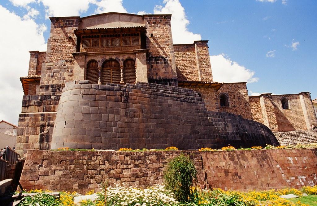Coricancha And The Convent Of Santo Domingo Cusco Peru