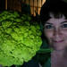 Green Cauliflower the size of my head