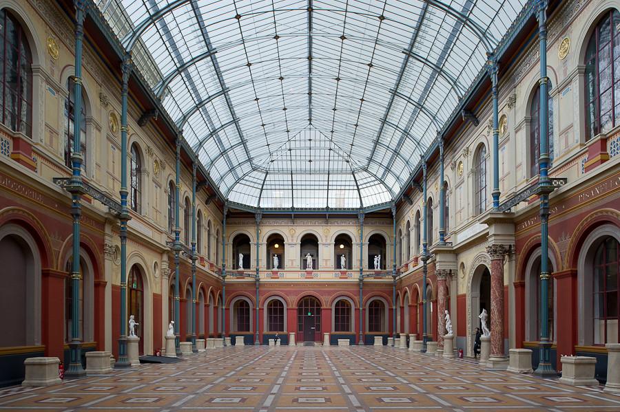 Favori cour du Palais des études, École des Beaux-arts, Paris 6e | Flickr EV02