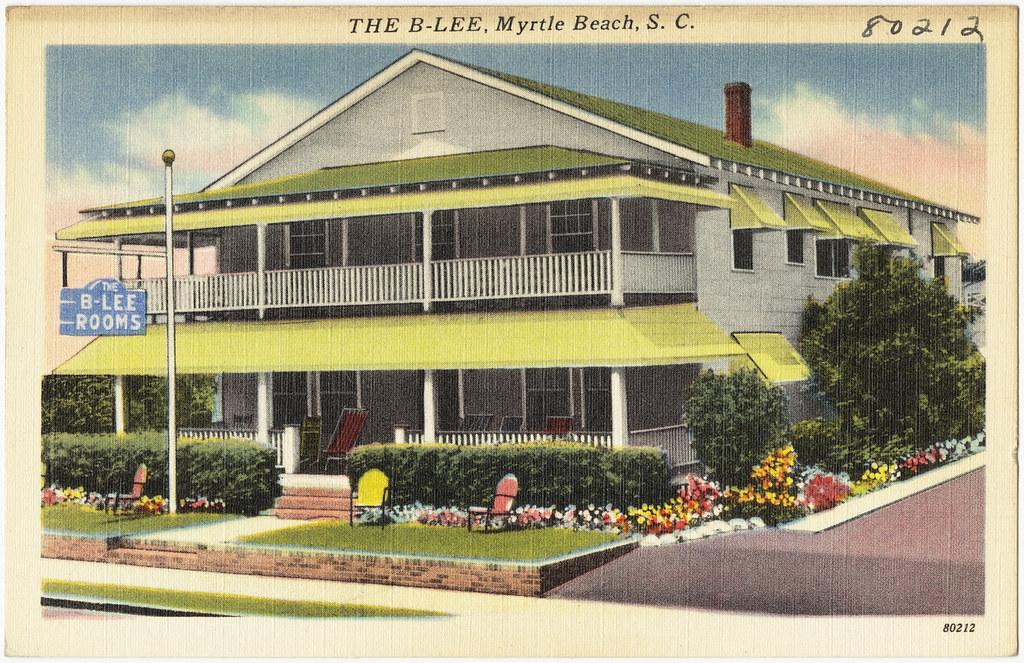 Myrtle Beach Inc