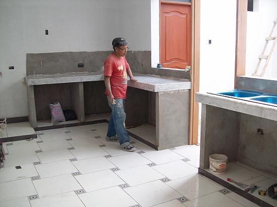 Encimera cocina marmol blanco carrara concreto for Barras de cocina de concreto