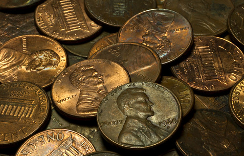 A Pile of Pennies | by Melissa Hincha-Ownby