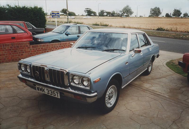 1978 Datsun 200l C230 C 1996 Really Nice Example