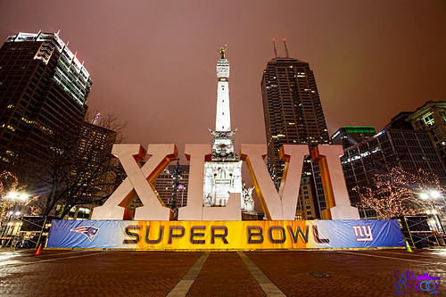Super Bowl XLVI - Indianapolis | by Carl Van Rooy Photography