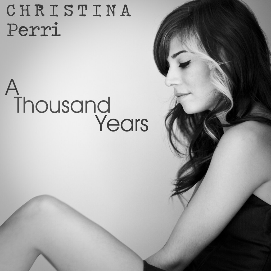 Christina Perri - A Thousand Years | An alternate cover ...