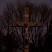 Crucifix : Belmont Abbey College : North Carolina