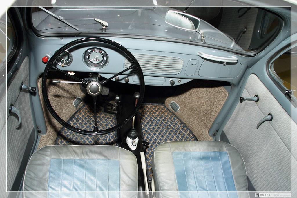 1953 1957 Vw K 228 Fer Ovali 07 The Volkswagen Type 1 Is