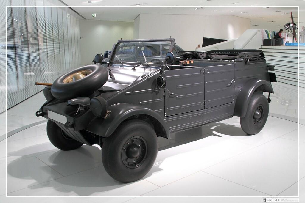 1940 Volkswagen K 252 Belwagen Typ 82 01 The Volkswagen