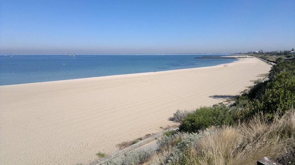 Hampton Beach Hampton Beach Victoria Australia