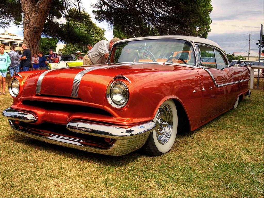 1955 Pontiac Chieftain A Very Cool Pontiac Custom Flickr