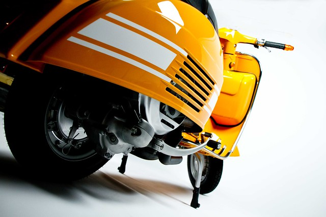 1974 vespa rally 200 10 photoshoot by. Black Bedroom Furniture Sets. Home Design Ideas
