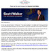 Scott Walker fundraising pitch, part one