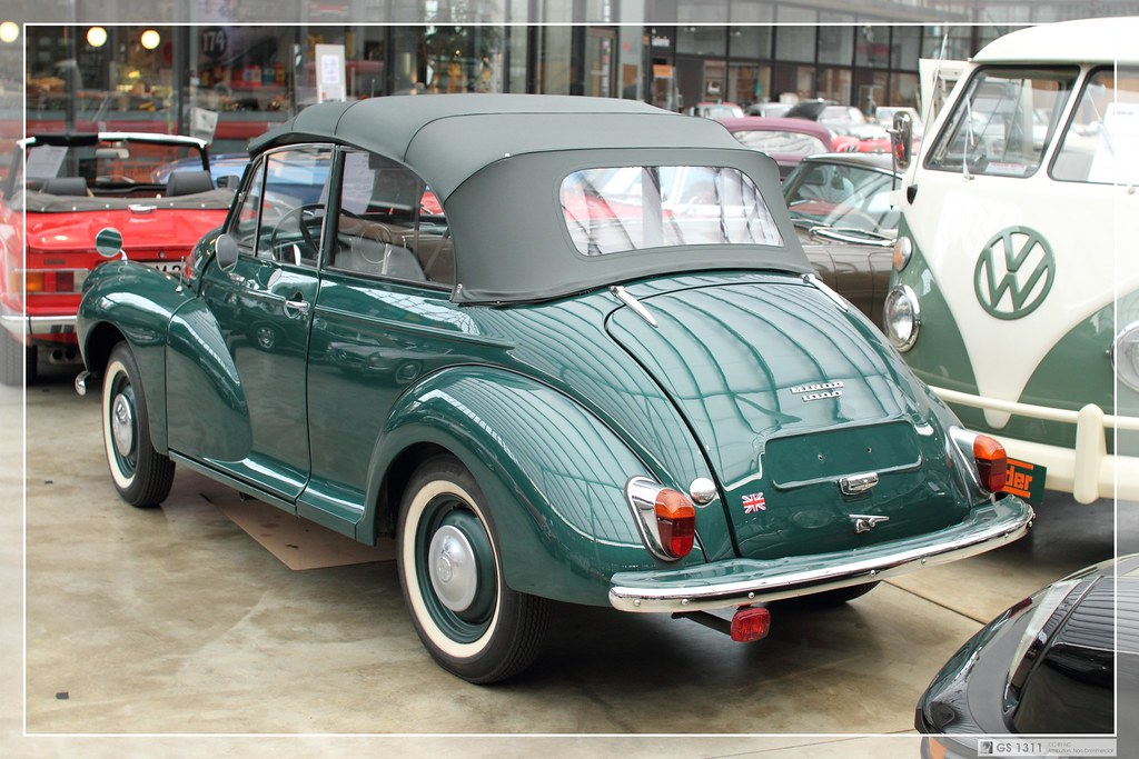 1956 1969 Morris Minor 1000 Convertible 02 The