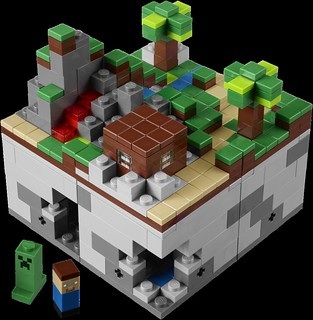 LEGO Minecraft (1) | by Dunechaser