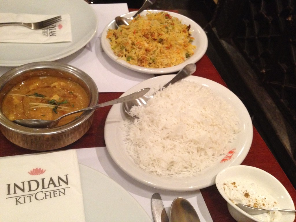 The Indian Kitchen Los Angeles Halal Food West Hollywood Ca