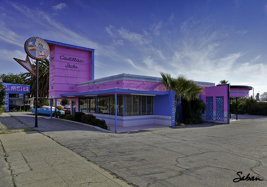 Cadillac Jacks Sun Valley California Don Saban Flickr