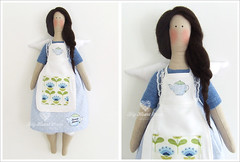 Lovely Kitchen angel by BigHeartMade