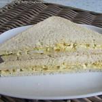 Eier-Sandwiches