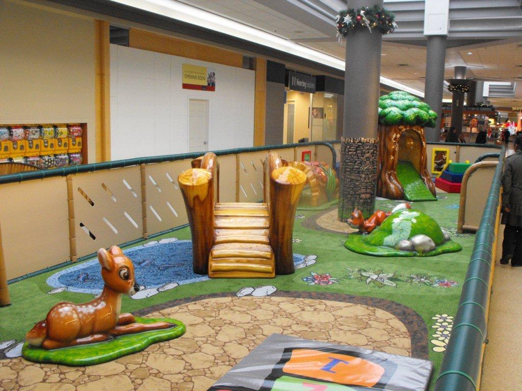 Children S Play Area Indoor Playground Equipment By Ipla