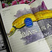 There's a banana in my planner!