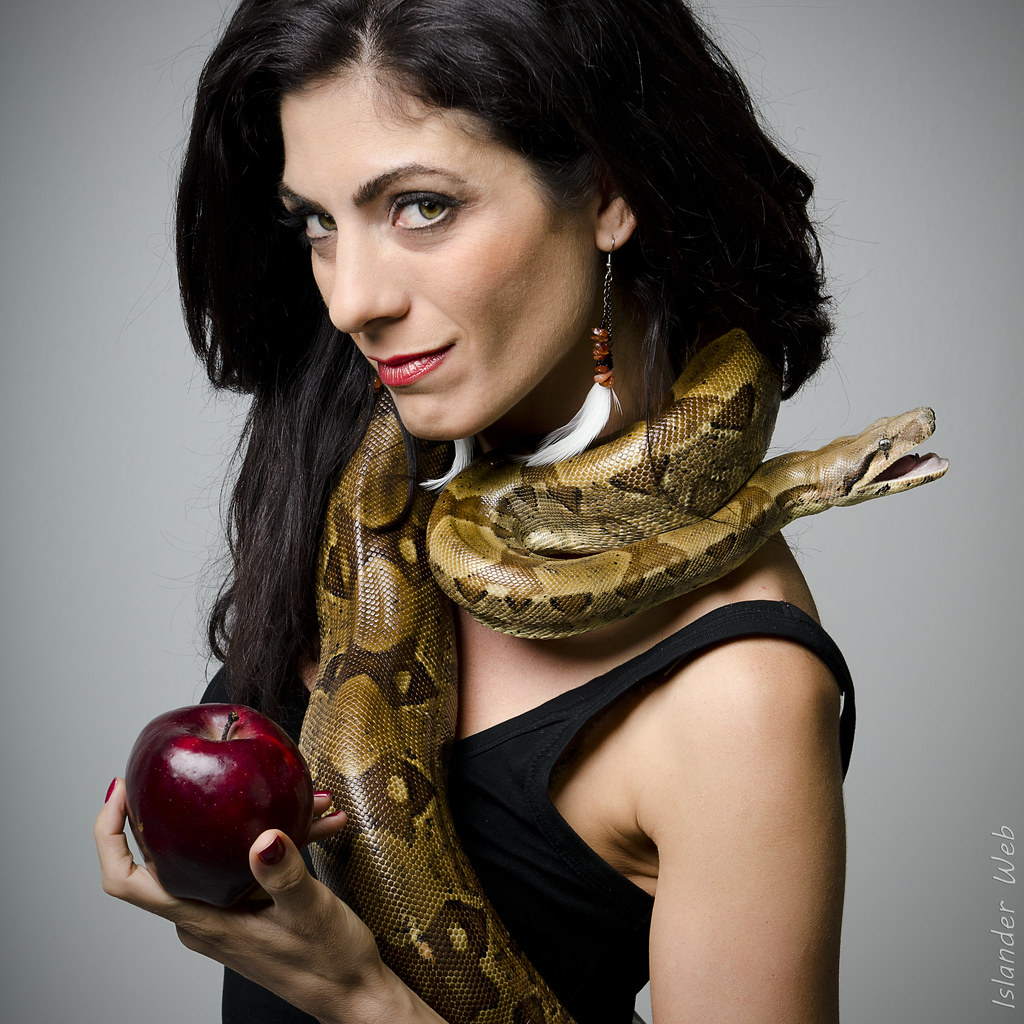 Eve, The Apple and The Snake | *Explored, March 9, 2012 ...