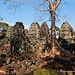 Entry towers at Prasat Banteay Kdei - Angkor, Cambodia