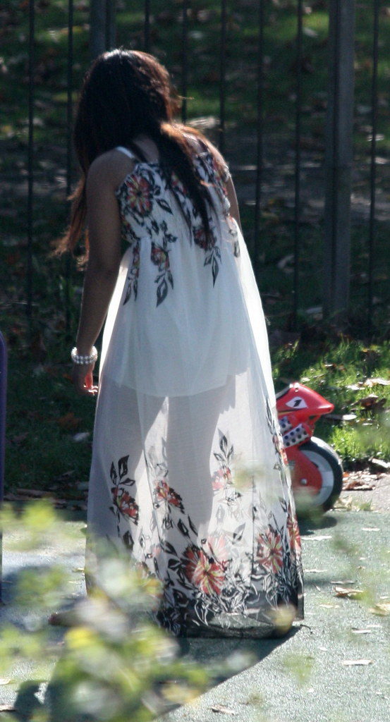 Indian Summer - Sept 2011 - See Through Solo  Beautiful -1491