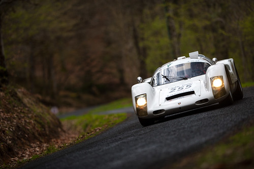 Tour Auto 2012 - Porsche 906 | by Guillaume Tassart