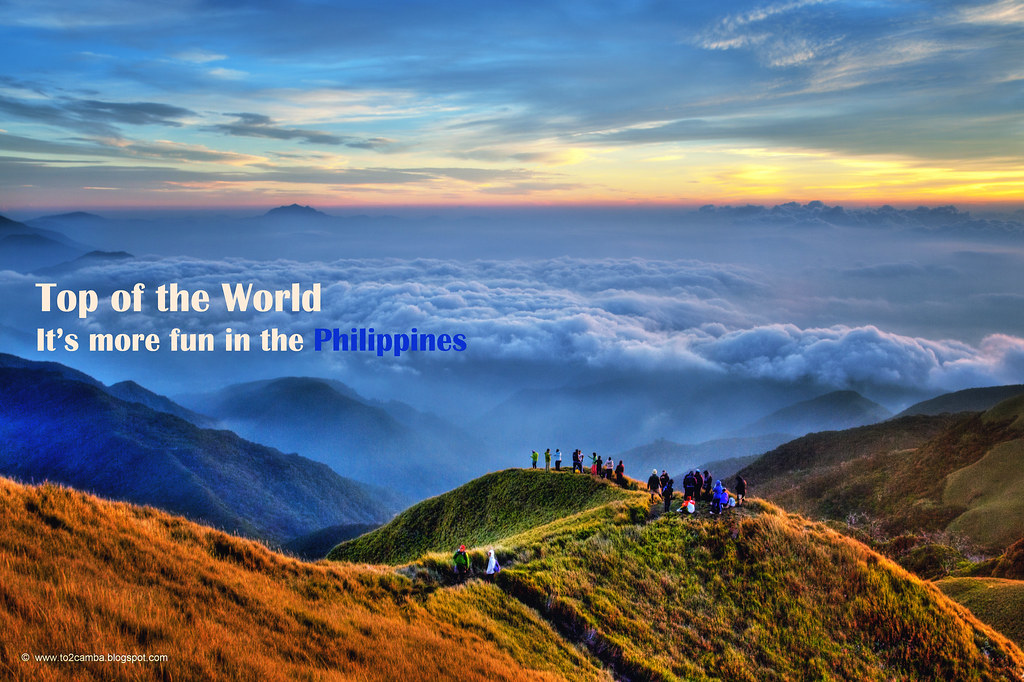 Mt Pulag, Philippines | View On Black Mt. Pulag Expedition ...