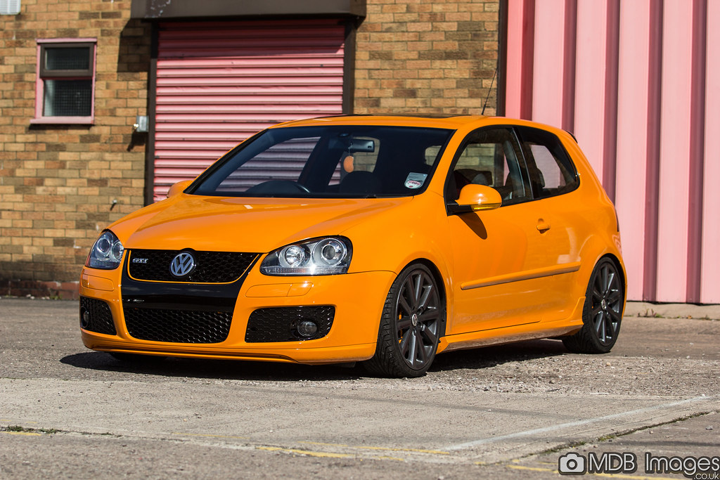 Ollie S Vw Golf Mkv Gti Fahrenheit Rep Mathew Bedworth