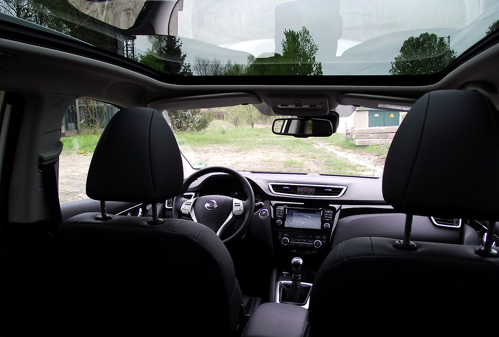 Nissan Qashqai 1.6 dCi ALL-MODE 4x4i Tekna Interieur Cockp ... B2 Cockpit Panorama