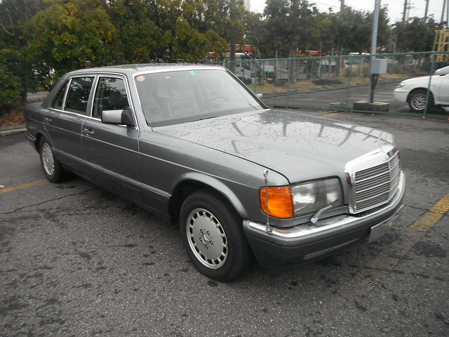 1990 mercedes benz 560 sel 23 flickr photo sharing for How much is a 1990 mercedes benz worth