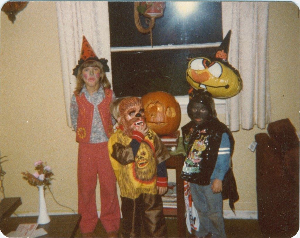 Halloween 1980 Or A Rough Approximation Based Upon