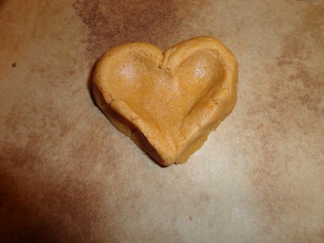 ... butter cookies peanut butter cookies peanut butter and jam heart