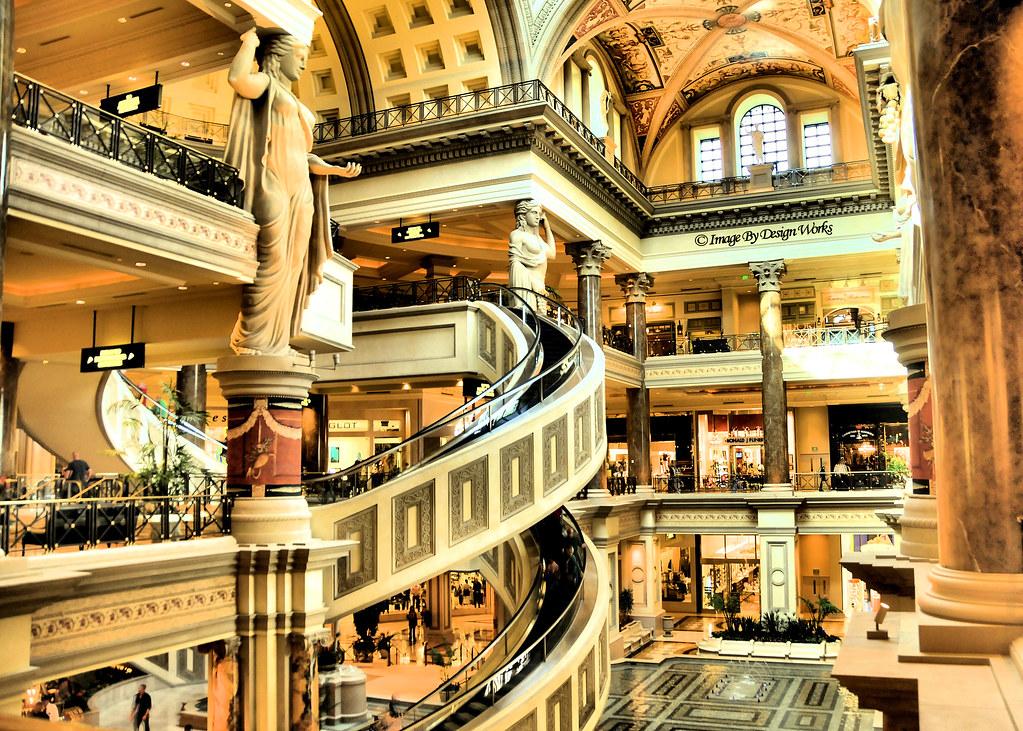 the forum shops main entrance 1 caesars palace las flickr. Black Bedroom Furniture Sets. Home Design Ideas