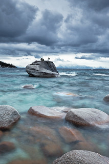 Smoothing out the Roughness, Lake Tahoe | by Jared Ropelato